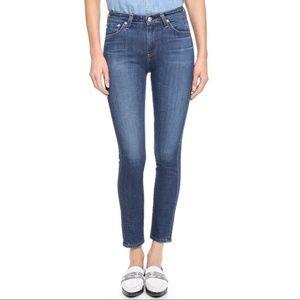 Alexa Chung x AG Skinny Jeans